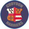 Croydon Harriers Logo